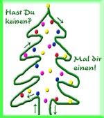 Logo-Mini akustischer Weihnachtskalender
