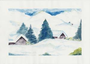 Anke Höhl-Kayser - Wenn Schnee fällt